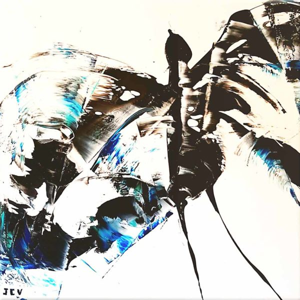 Acheter L'Aigle Noir, un tableau déco design