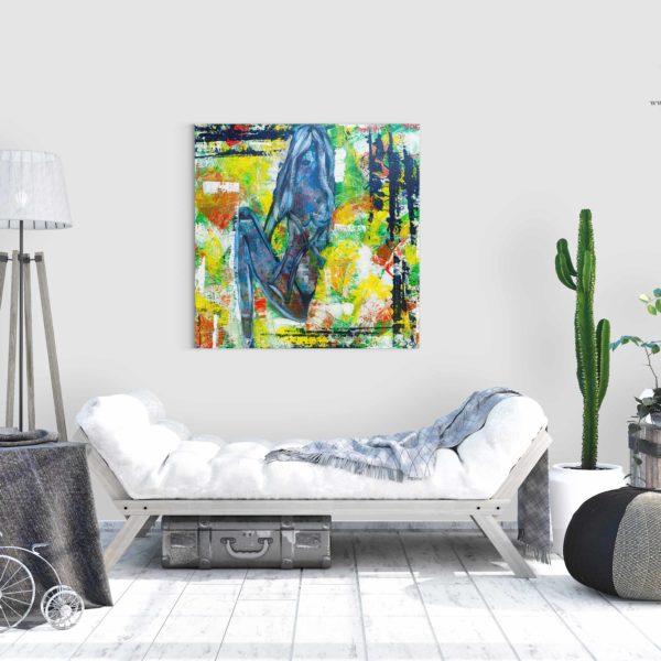 Acheter demi vie, un tableau pour votre décoration murale