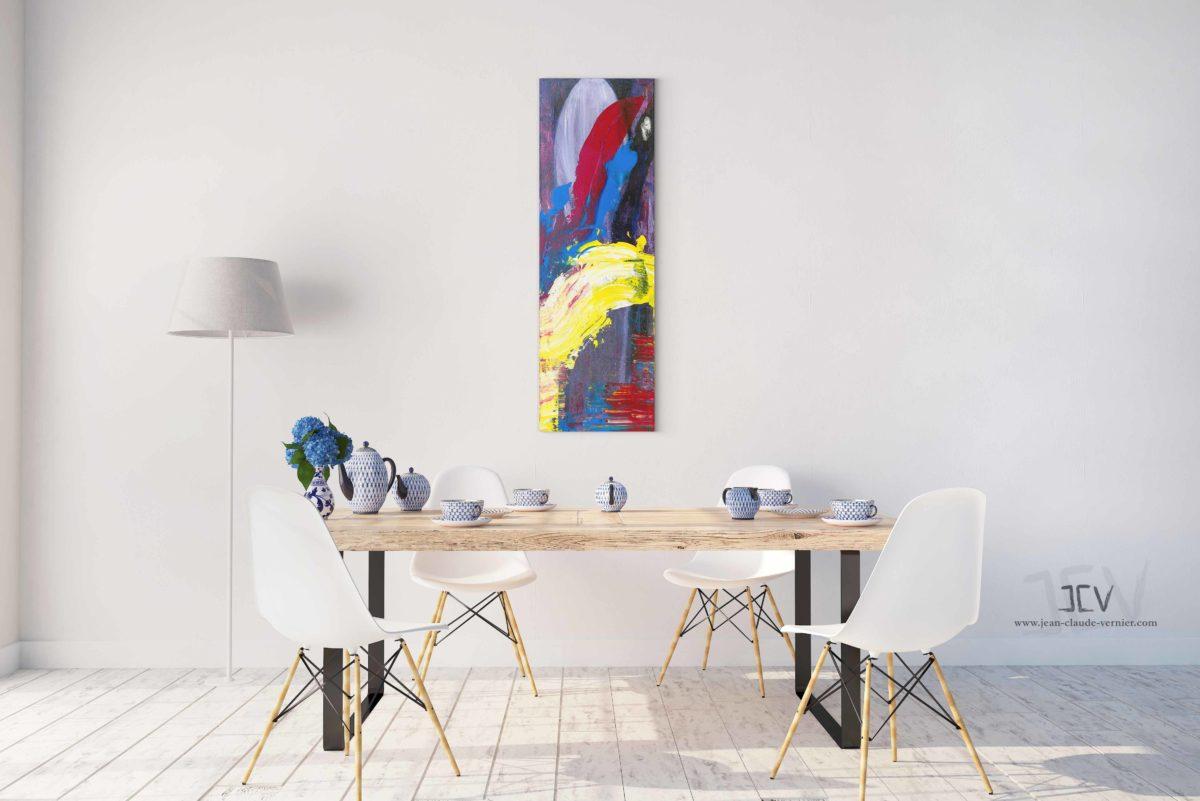 Acheter un tableau déco contemporain