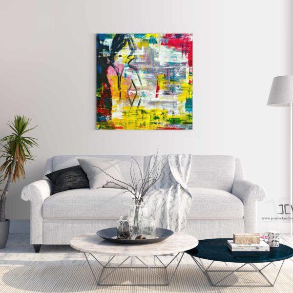 Acheter working girl, un tableau pour votre décoration murale