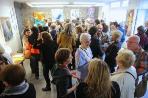 Photo de la Galerie d'Art Chrisalive à St Etienne