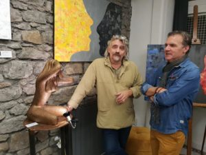 Jean claude Vernier, tableau à vendre