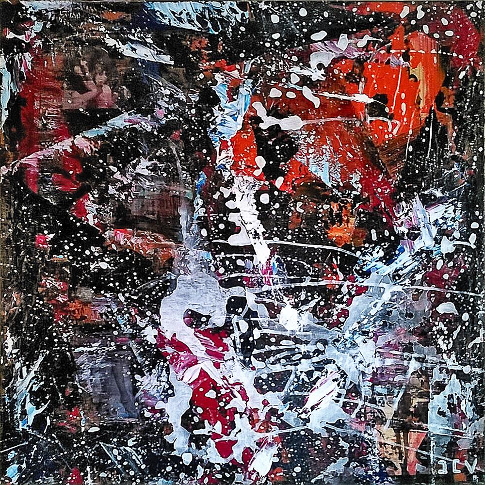 Effervescence est un tableau moderne et design