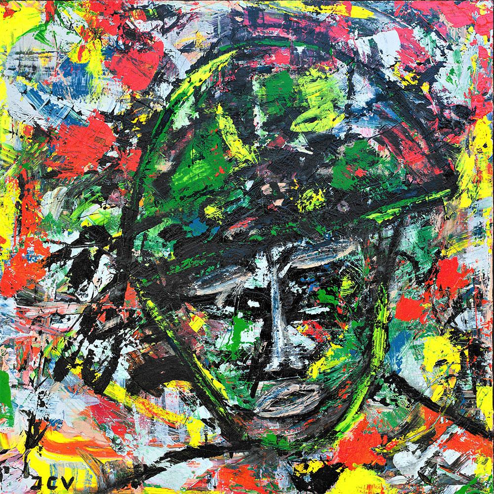 Soldat est un tableau moderne et design