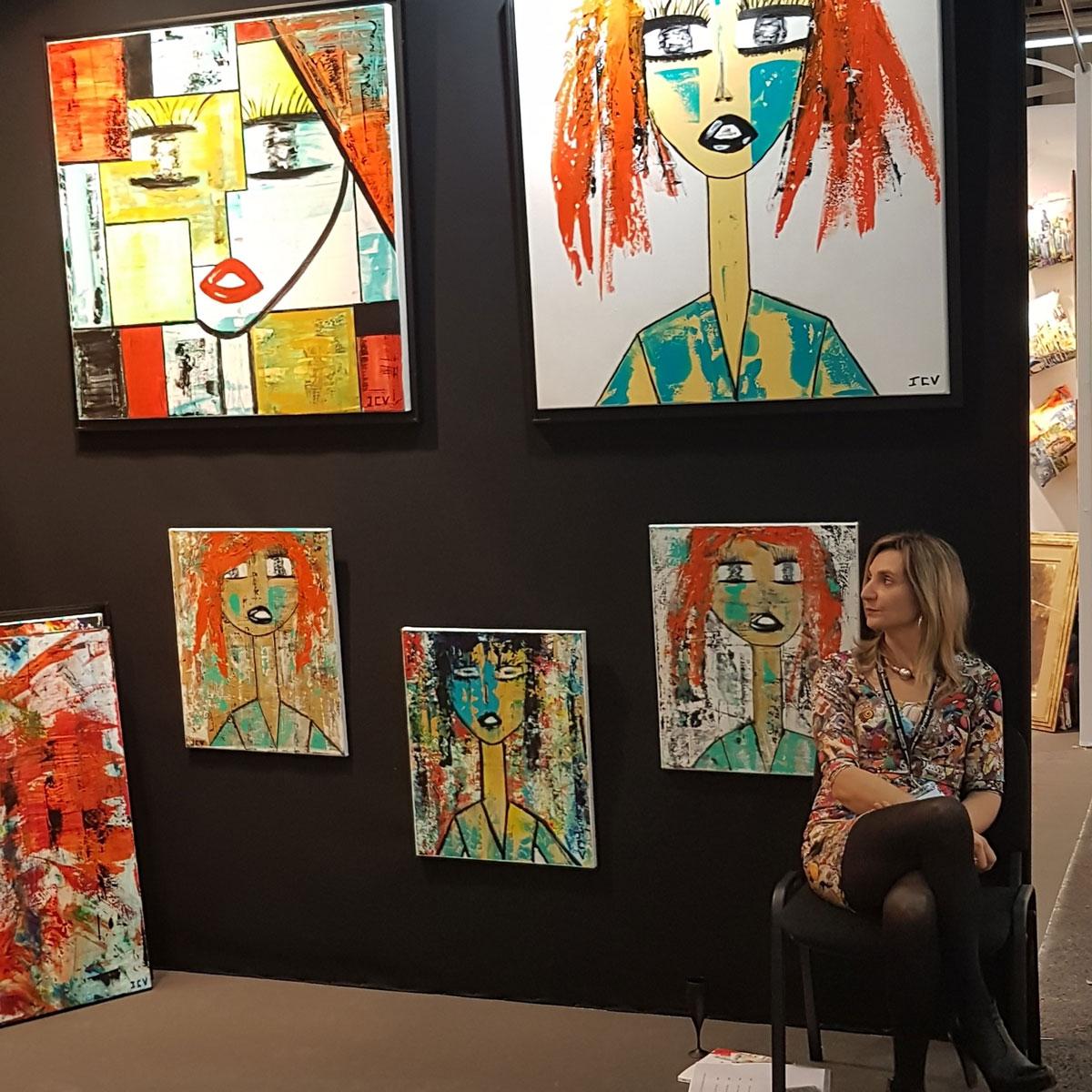 Artiste Peintre Contemporain Toulouse jean-claude vernier - artiste peintre contemporain - tableau